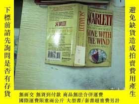 二手書博民逛書店SGARLETT罕見GONE WITH THE WINDY261