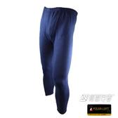 [極雪行者]SW-PLK300(男)藏青/最強內層褲/軍用polar-loft(24h)150g/m2全防風複合雙層絨面加厚內層褲