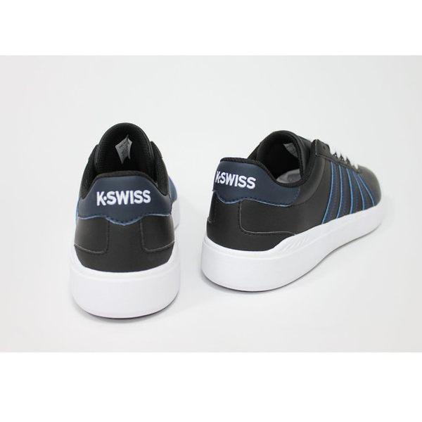 【K-SWISS】Heritage Light Stripes L SE休閒運動鞋-男-黑(06348-058)