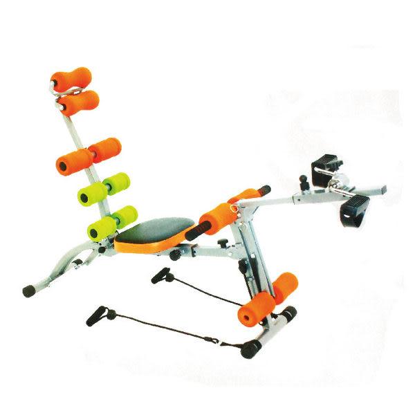 《chunbaiyi》全方位 十功能 腰腹健身機 健美機 HY-29968(送手指按摩器X2) 腳踏健身車  重陽特賣