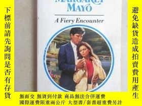 二手書博民逛書店MARGARET罕見MARO A Fiery Encounter