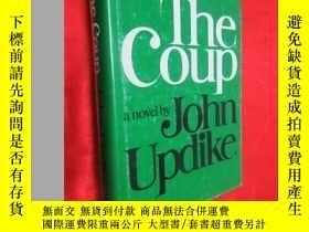 二手書博民逛書店The罕見Coup (硬精裝) 【詳見圖】Y5460 ISBN: