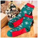 Catworld 聖誕氛圍棉質長襪【18002294】‧F