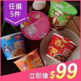 【任選5件$99】泰國日清 迪士尼杯麵(40g) 5款可選【小三美日】