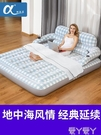 充氣床家用雙人氣墊床單人充氣床墊加厚便攜沖氣床空氣床LX 愛丫 免運