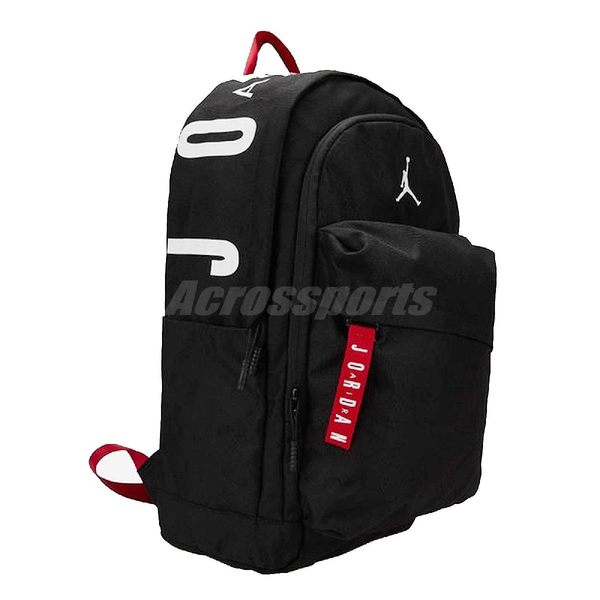 Nike 後背包Jordan Air Patrol Pack 27L Large 黑白紅喬丹筆電包男女款基本款 PUMP306  9A0172-023 ad14d2202b