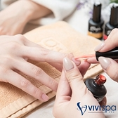 【全台多點】VIVISPA少女花嫁手部植萃深層保養+經典凝膠美甲