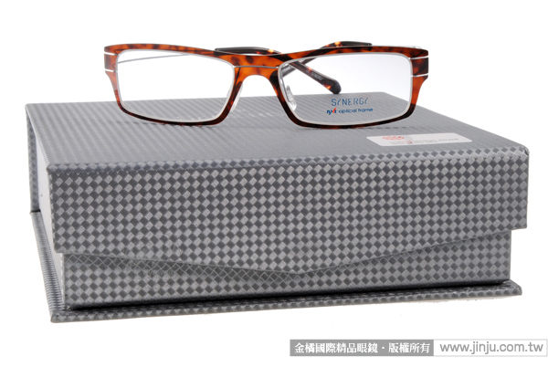 SYNERGY 光學眼鏡 SY3610 C014 (深邃琥珀) NXT 防彈材質 極簡結構 平光鏡框 # 金橘眼鏡