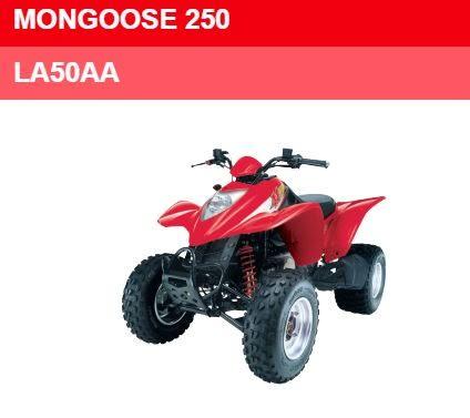 KYMCO 光陽機車 ATV MONGOOSE 250