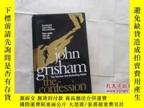 二手書博民逛書店JOHN罕見GRISHAM:THE CONFESSION【712