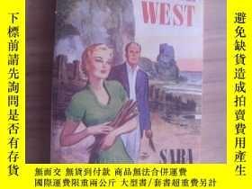 二手書博民逛書店TURN罕見TO THE WESTY19900