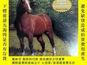 二手書博民逛書店英文原版書:Keeping罕見Faith (Horseshoe
