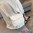 小方包 夏天流行小包包2021新款潮爆款網紅側背斜背包女百搭高級感小方包寶貝計畫 上新