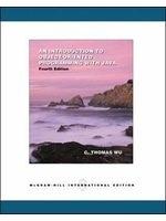 二手書博民逛書店 《An Introduction to Object-Oriented Programming With Java》 R2Y ISBN:007111680X│C.ThomasWu
