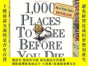 二手書博民逛書店1000罕見Places To See Before You DieY256260 Patricia Schu