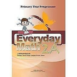 簡體書-十日到貨 R3Y【EVERYDAY MATH 2A(每日數學 2A)】 9787547827628 上海科學技術出版社...