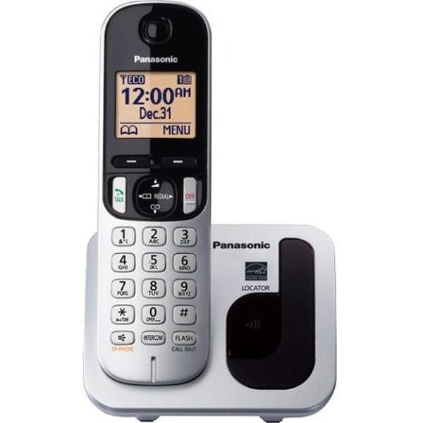 【TGC210TW】 Panasonic 國際牌數位DECT 無線電話 KX-TGC210TW /TGC210 (松下公司貨)
