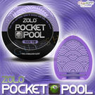 【RACK'EM 扇形】美國ZOLO 科技自愛套 POCKET POOL