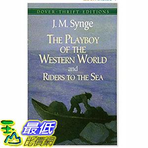 [106美國直購] The Playboy of the Western World and Riders to the Sea _e14