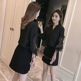 【新年鉅惠】半身短裙雪紡上衣大碼女裝套裝