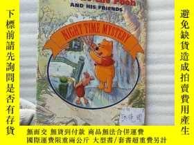 二手書博民逛書店Winnie罕見the Pooh AND HIS FRIENDS 32開 精裝Y10893 A. A. Mil
