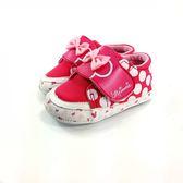 MICKEY MOUSE 米奇 舒適軟皮透氣寶寶鞋《7+1童鞋》D536 桃色