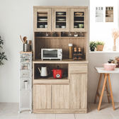 餐廚櫃 廚房架 上下櫃【N0058】夏佐雙層收納廚房櫃180cm(原木)ac 收納專科