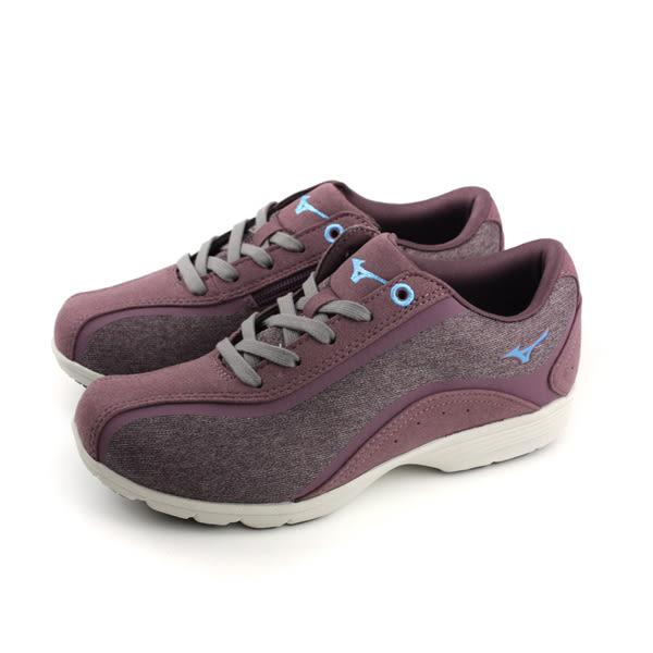 美津濃 Mizuno LS802 健走鞋 紫色 女鞋 B1GF183267 no017