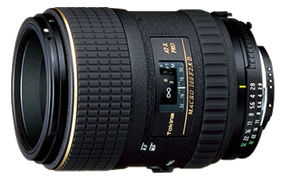 【聖影數位】Tokina  AT-X M100 AF PRO D  AF 100mm F2.8  微距鏡 立福公司貨 2年保固