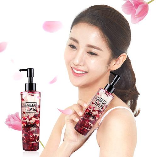 【熱賣再補貨】韓國 MEDILAB 黑玫瑰綻放卸妝油 197ml