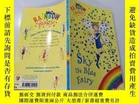 二手書博民逛書店Sky罕見the Blue Fairy:藍天仙女Y200392