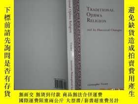 二手書博民逛書店TRADITIONAL罕見OJIBWA RELIGION(and