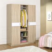 衣櫥 收納【收納屋】柏克二門一空衣櫃& DIY組合傢俱