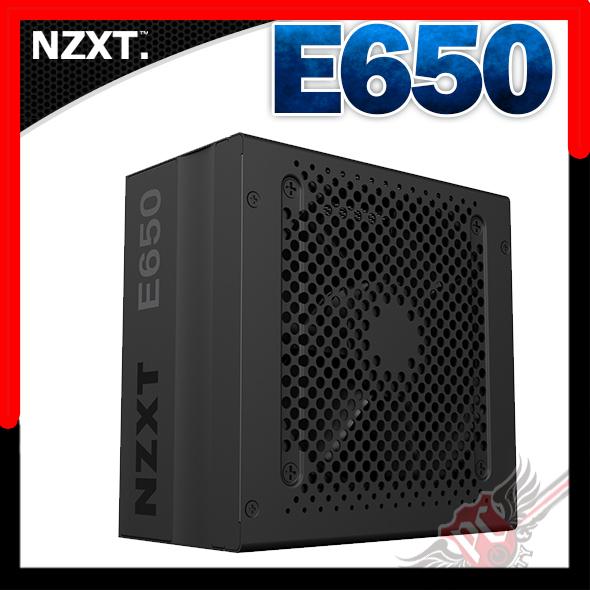 [ PC PARTY  ]    恩傑 NZXT E650 650W 數位電源供應器 全模組 金牌