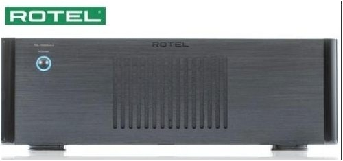 Rotel RB-1581 S/B 後級擴大機 Mono Power Amplifier 250W*1