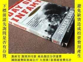 二手書博民逛書店Day罕見of Infamy   對日宣戰 (英語)Y27831