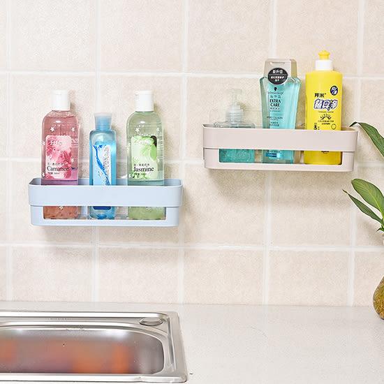 ♚MY COLOR♚強力無痕瀝水置物架  浴室 洗手間 架子 廁所 收納架 衛生間 置物架【P326】