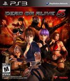 PS3 Dead or Alive 5 生死格鬥 5(美版代購)
