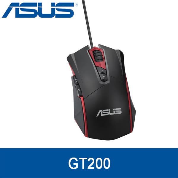 【免運費-限量】ASUS 華碩 GT200 RGB燈光 電競 滑鼠