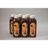 【埔里菇寶】黑木耳黑糖養生漿470ml/12瓶