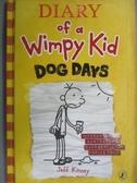 【書寶二手書T8/原文小說_GLY】DIARY OF A WIMPY KID: DOG DAYS (S) 小屁孩日記_J