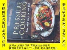 二手書博民逛書店pressure罕見cooking the new way to