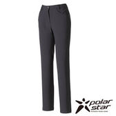 Polarstar 防潑水保暖長褲 女 │防風│保暖│防潑水 黑 P15420
