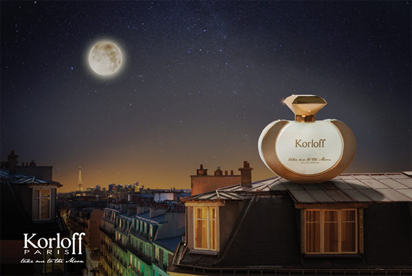 Korloff Take me to the Moon 漫步月球女性淡香精 100ml