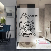 窗戶玻璃貼 浴室磨砂靜電浴室衛生間移門透光不透明遮光家用貼膜紙T