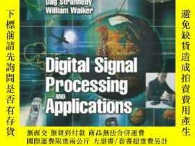 二手書博民逛書店Digital罕見Signal Processing And Applications Second Editio
