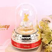 迪士尼系列金飾-黃金水晶音樂盒-甜蜜米奇款