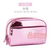 化妝包 化妝包小號便攜大容量多功能品少女心旅行隨身口紅收納袋 3色