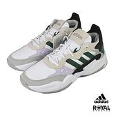 Adidas Streetsprit 白色 皮質 籃球運動鞋 男款 NO.B1273【新竹皇家 FW5908】