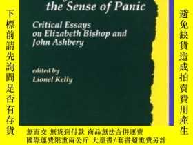 二手書博民逛書店Poetry罕見And The Sense Of Panic.